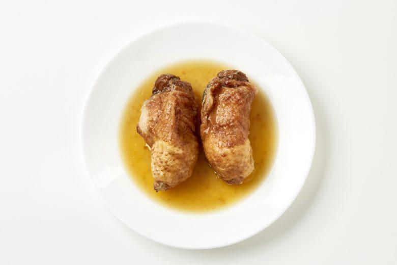 Jambonnettes de poulet Volailles Ardenne14980 © Alexandre Bibaut-redim